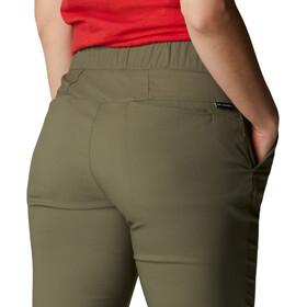 Columbia Firwood Camp II Pantalones Mujer, stone green